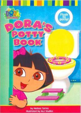 Dora the Explorer, Dora's Potty Book