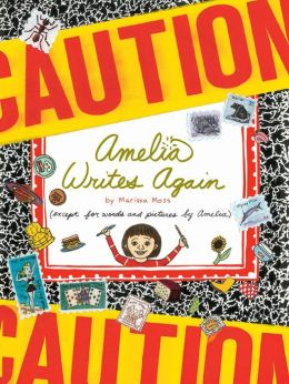 Amelia Writes Again (Amelia Series)