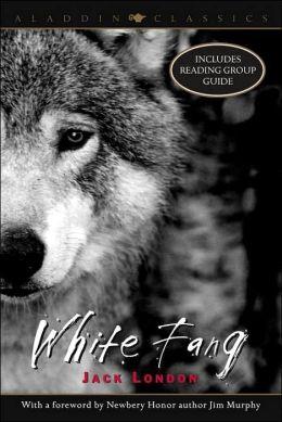 White Fang (Aladdin Classics Series)