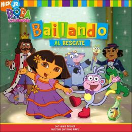 Bailando al rescate (Dance to the Rescue: Dora the Explorer Series)