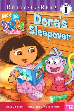 Dora's Sleepover (Dora the Explorer Ready-to-Read Series #12)