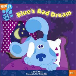 Blue's Bad Dream