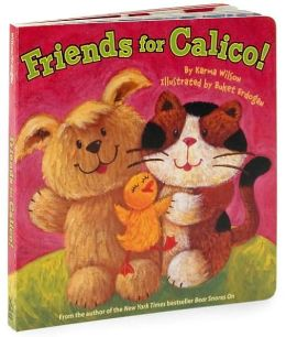 Friends for Calico!
