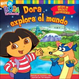 Dora La Exploradora   Dora  s World Adventure