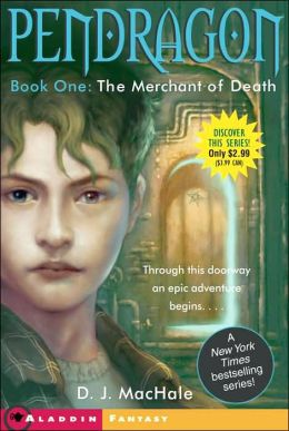 The Merchant of Death (Pendragon Series #1)