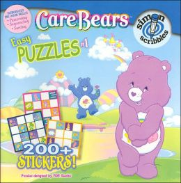 Care Bears Easy Puzzles #1