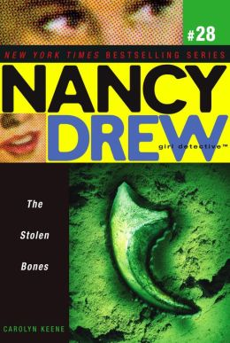 The Stolen Bones (Nancy Drew Girl Detective Series #29)