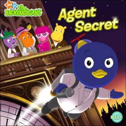 Agent Secret (Backyardigans Series)