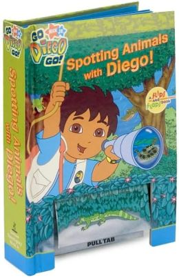 Spotting Animals with Diego! (Go, Diego, Go! Series)