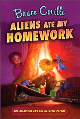 Aliens Ate My Homework (Alien Adventures Series #1)