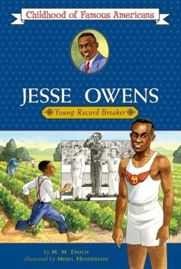 Jesse Owens: Young Record Breaker