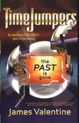 Past Is Gone (TimeJumpers Series #1)