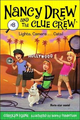 Lights, Camera ... Cats! (Nancy Drew and the Clue Crew Series #8)