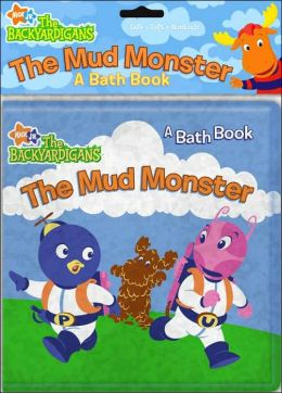 Mud Monster: A Bath Book