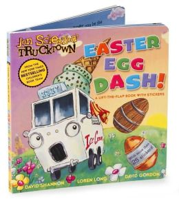 Easter Egg Dash!: A Lift-the-Flap Book with Stickers