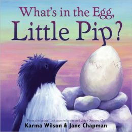 What's in the Egg, Little Pip?