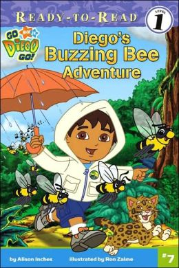 Diego's Buzzing Bee Adventure (Go, Diego, Go! Ready-to-Read Series)