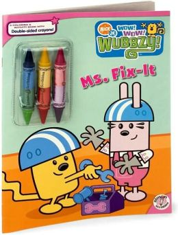 Ms. Fix-It (Wow! Wow! Wubbzy! Series)