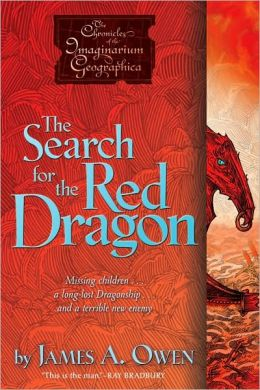 The Search for the Red Dragon (Chronicles of the Imaginarium Geographica Series #2)