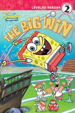 The Big Win (SpongeBob SquarePants Ready-to-Read Series)
