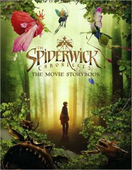 Spiderwick Chronicles Movie Storybook