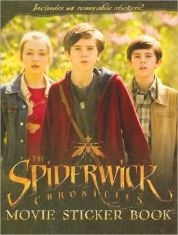 Spiderwick Chronicles: Movie Sticker Book (Spiderwick Chronicles Series)