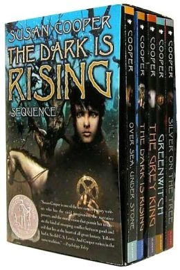 The Dark is Rising Sequence [The Dark is Rising 5 Volume Box Set]: The Dark Is Rising, Greenwitch, Over Sea, Under Stone, Silver on the Tree, The Grey King