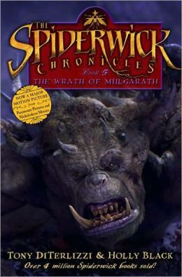 The Wrath of Mulgarth (Spiderwick Chronicles Series #5)