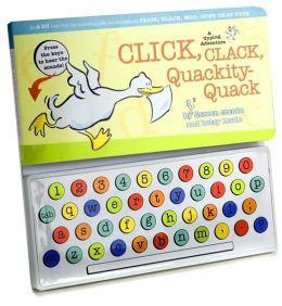 Click, Clack, Quackity-Quack: A Typing Adventure