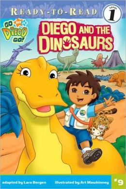 Diego and the Dinosaurs (Go, Diego, Go! Ready-to-Read Series)