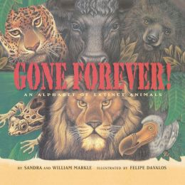 Gone Forever: An Alphabet of Extinct Animals