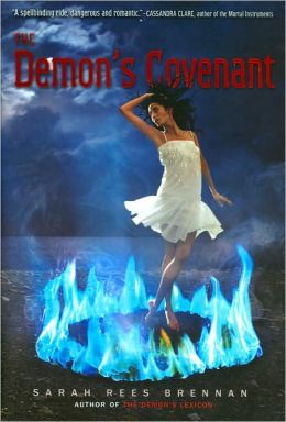 The Demon's Covenant (Demon's Lexicon Series #2)