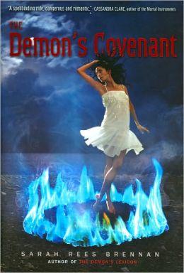 The Demon's Covenant (Demon's Lexicon Series #2)