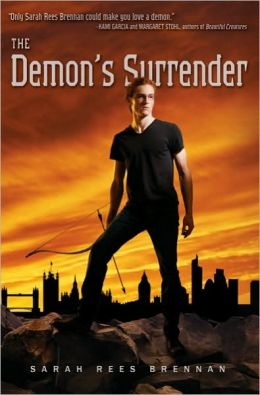 The Demon's Surrender (Demon's Lexicon Series #3)