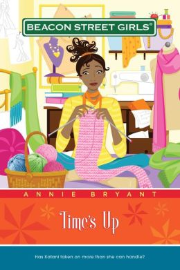 Time's Up (Beacon Street Girls Series #12)