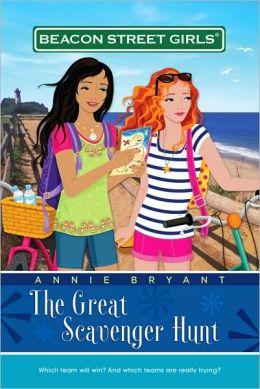 The Great Scavenger Hunt (Beacon Street Girls Series #15)