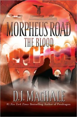 The Blood (Morpheus Road Series #3)