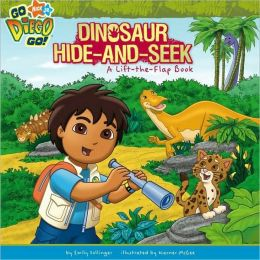 Dinosaur Hide-and-Seek: A Lift-the-Flap Book