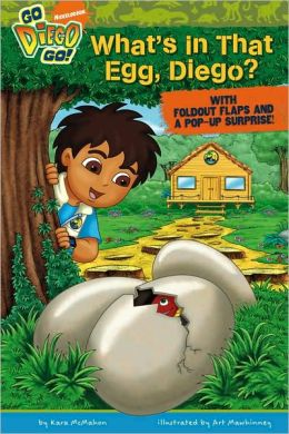 What's in That Egg, Diego? (Go, Diego, Go! Series)