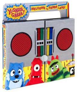 Welcome to Gabba Land! (Yo Gabba Gabba! Series)
