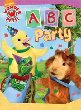 ABC Party (Wonder Pets! Series)