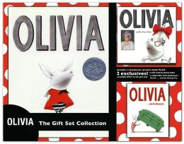 Olivia: The Gift Set Collection (With CD and Olivia and the Missing Toy)
