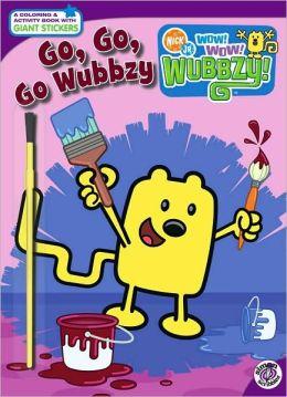 Go, Go, Go, Wubbzy! (Wow! Wow! Wubbzy! Series)