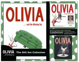 Olivia... and the Missing Toy: The Gift Set Collection (With CD and Olivia Saves the Circus)