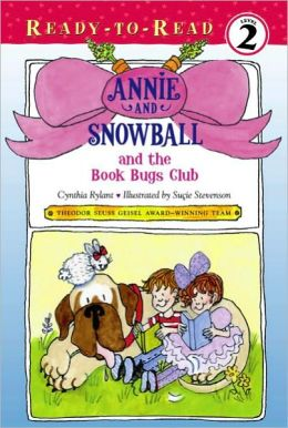 Annie and Snowball and the Book Bugs Club (Annie and Snowball Series #9)