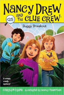 Buggy Breakout (Nancy Drew and the Clue Crew Series #25)