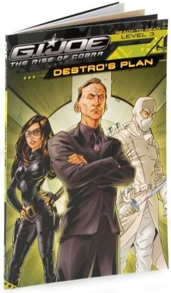 G.I. Joe: Destro's Plan