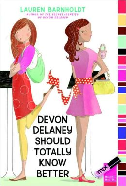 Devon Delaney Should Totally Know Better