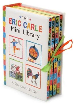 The Eric Carle Mini Library: A Storybook Gift Set (World of Eric Carle Series)