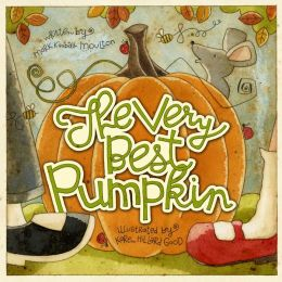 The Very Best Pumpkin: with audio recording